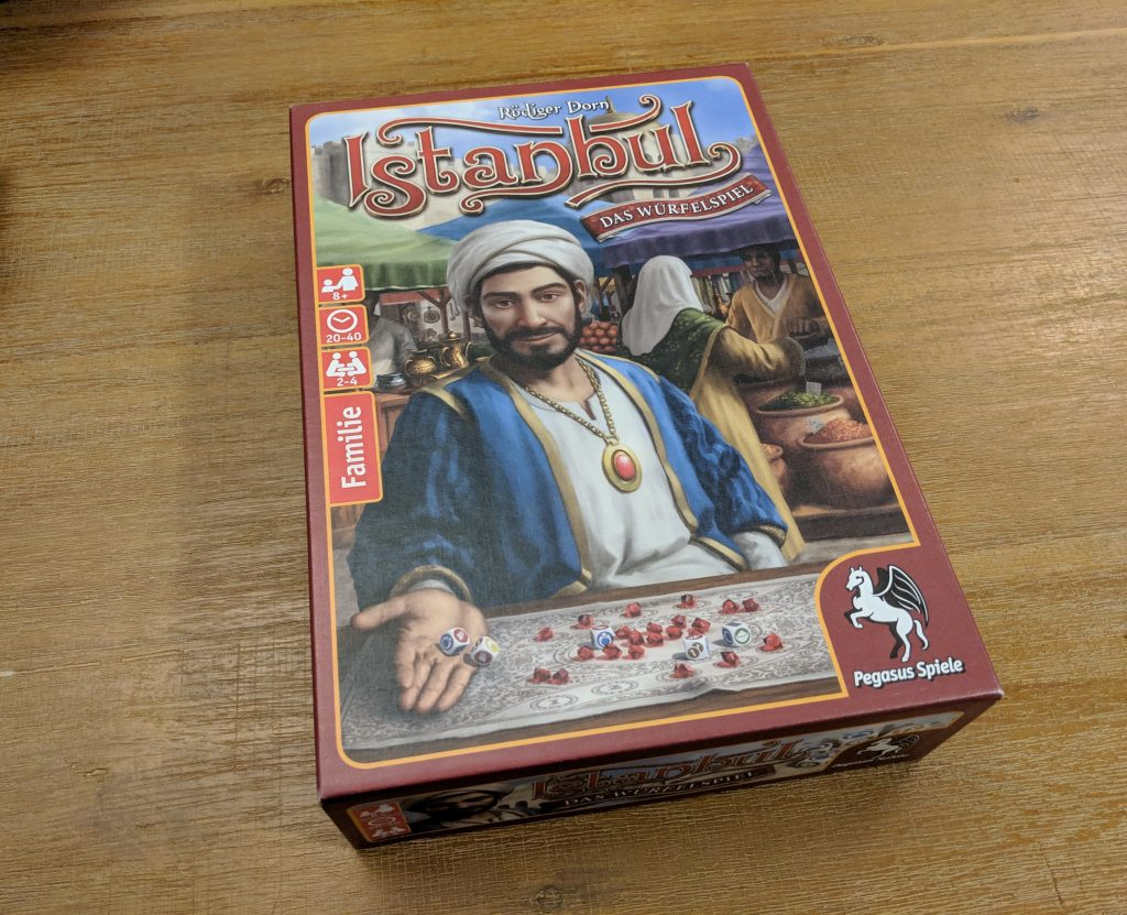 istanbul dice game box cover