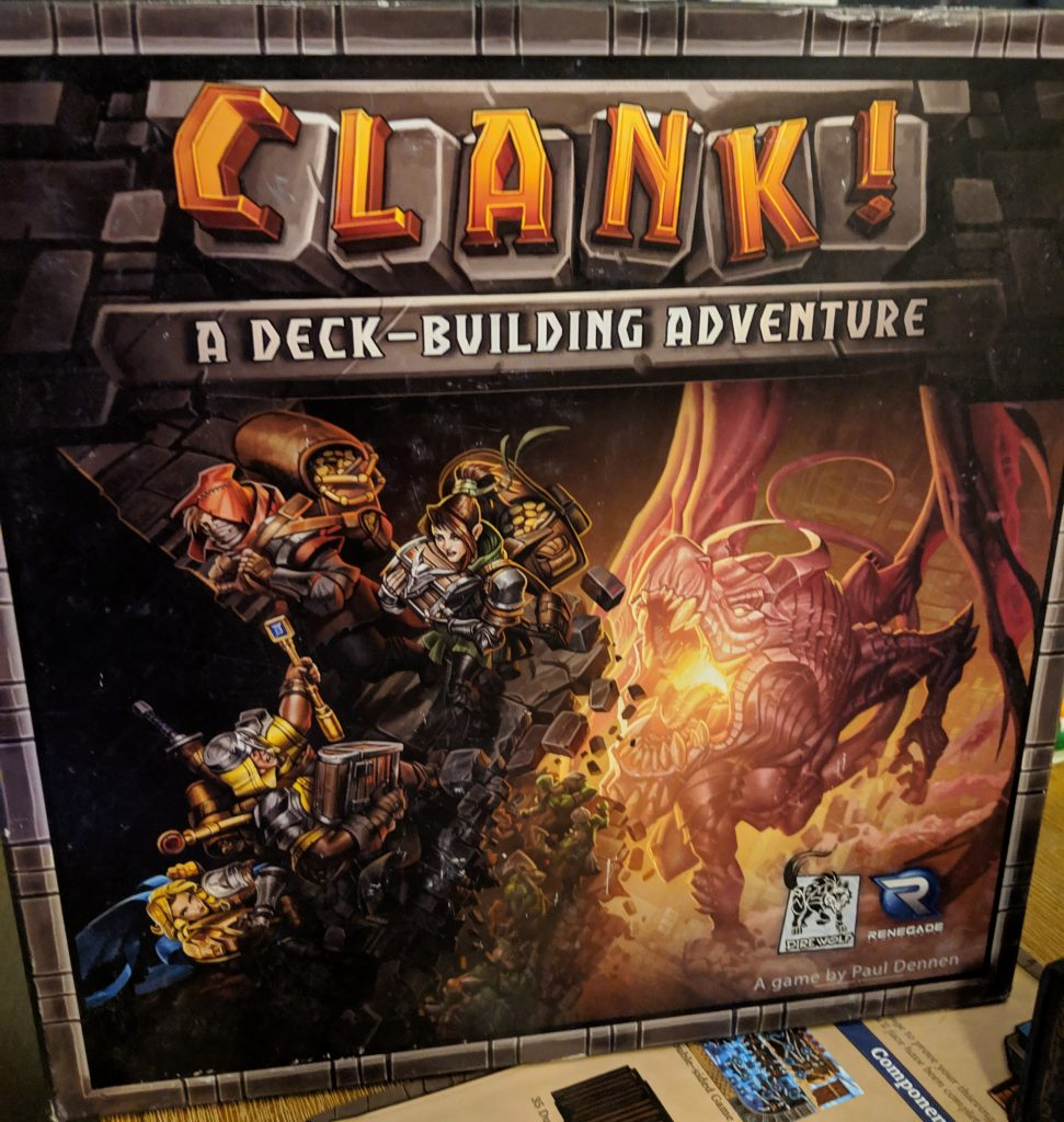 Clank Box Cover